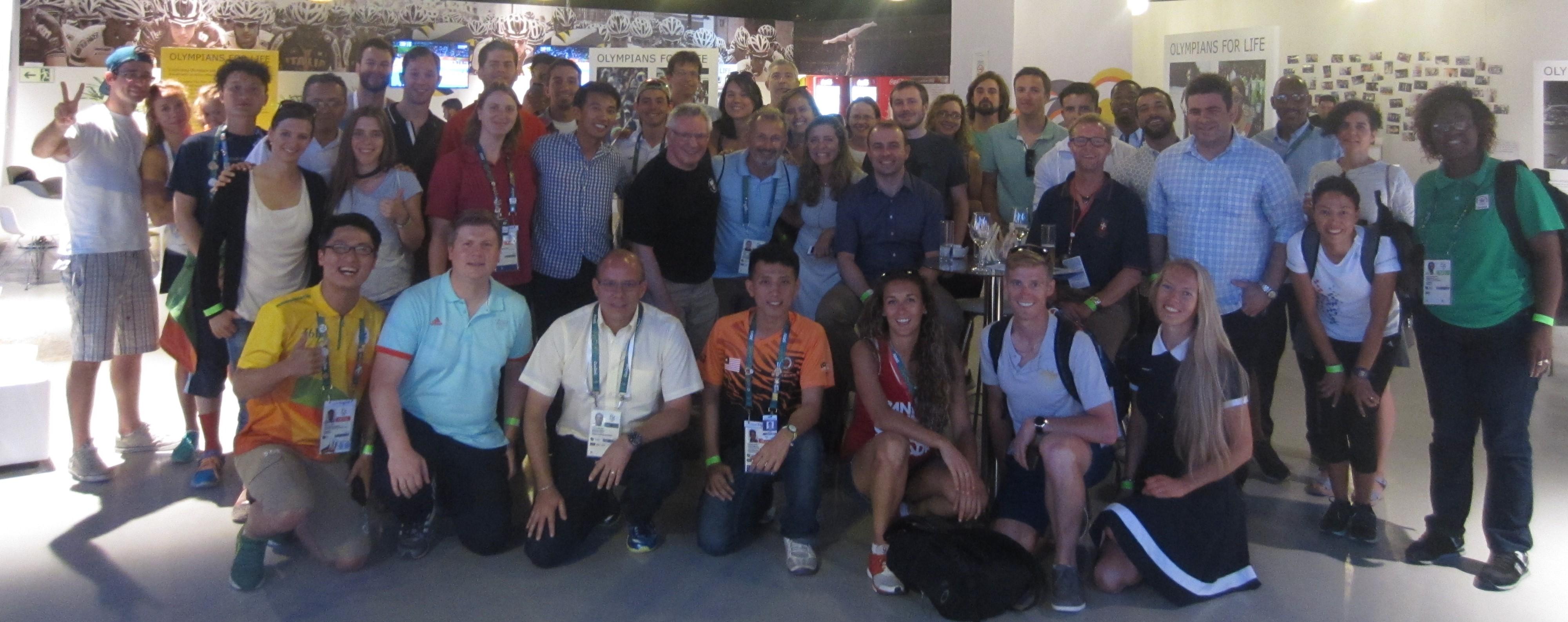 2018 IOAPA Reunion in PyeongChang