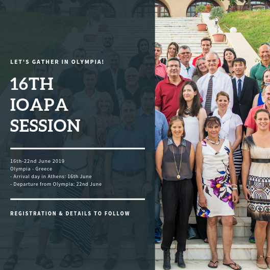 16th IOAPA Session